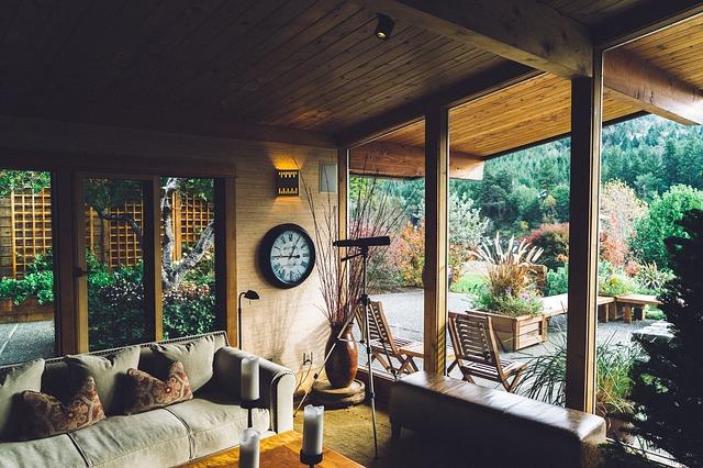 dřevený dům
