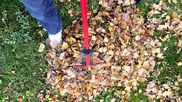 Práce na zahradě a bezpečnost práce