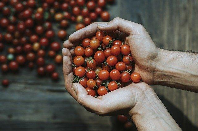 cherry rajčátka
